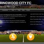Ringwood City Soccer Club - A Community Portal to manage Teams, Officials, Competitions, Policies, Docs, FAQs and News