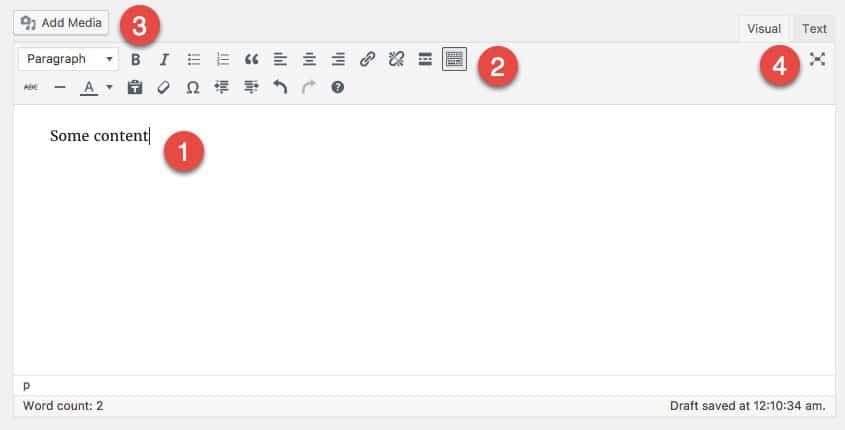 wordpress-page-editor-addcontent
