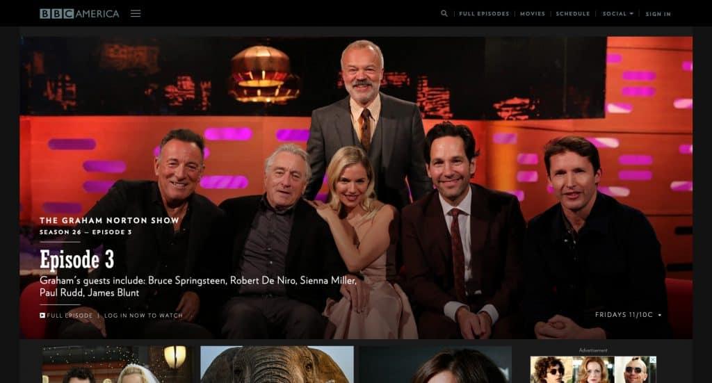 Screenshot 2019 10 20 BBC America - Our WordPress Workflow