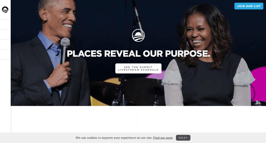 Screenshot 2019 10 20 Obama org - Our WordPress Workflow