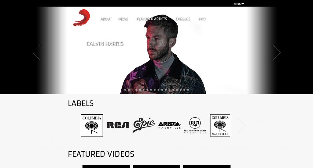 Screenshot 2019 10 20 Sony Music - Our WordPress Workflow
