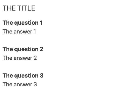 yoast faq default - Yoast SEO - FAQ Accordion Plugin - show/hide answers (2 mins)