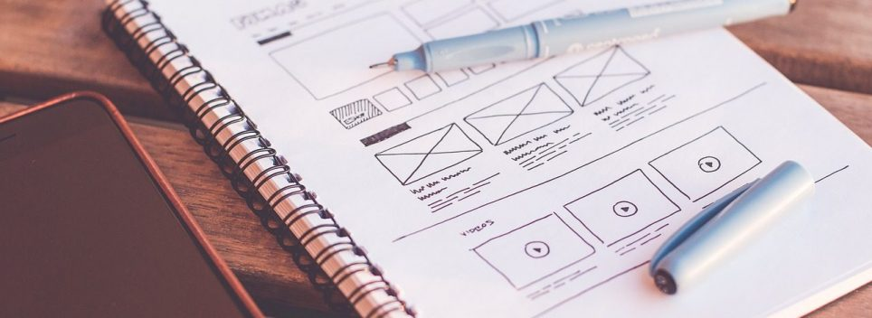 Project Plan - Wireframing websites