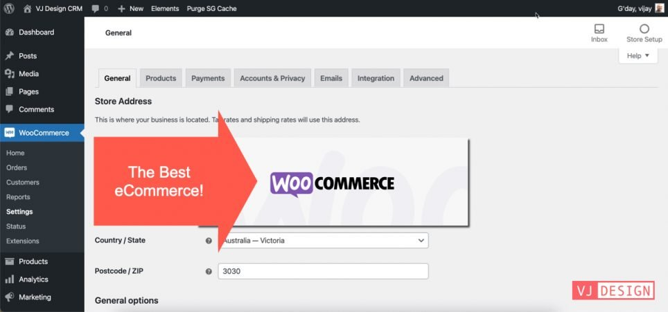 WooCommerce - the best open source eCommerce platform to power your online shop