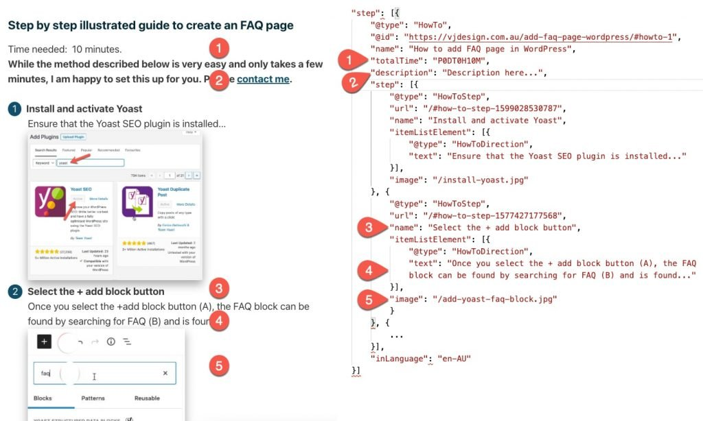 example how to guide - Create a How-to guide in an SEO-friendly way (using Yoast How-to Block)